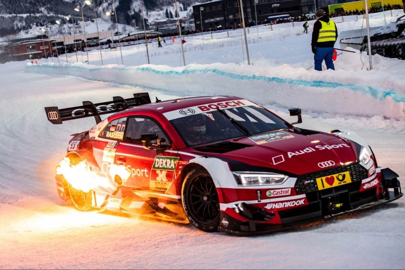 Rene Rast, Ice-Race