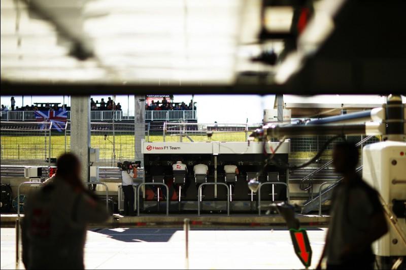 Haas-Garage