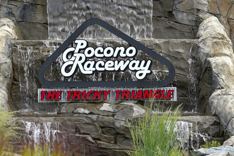Logo: Pocono Raceway
