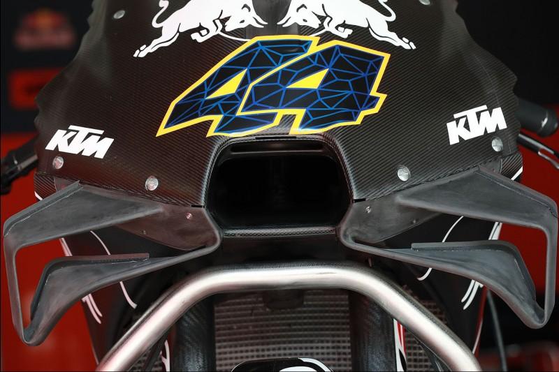 KTM RC16 von Pol Espargaro