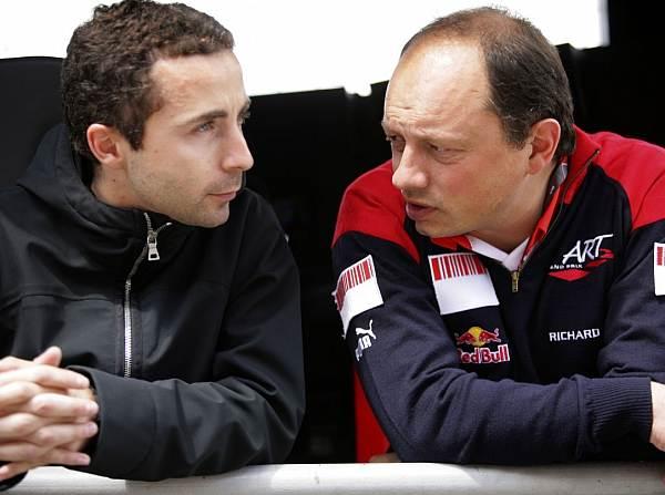 Nicolas Todt und Frédéric Vasseur