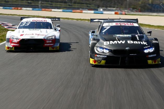 Audi, BMW