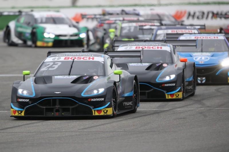 Aston Martin, Honda