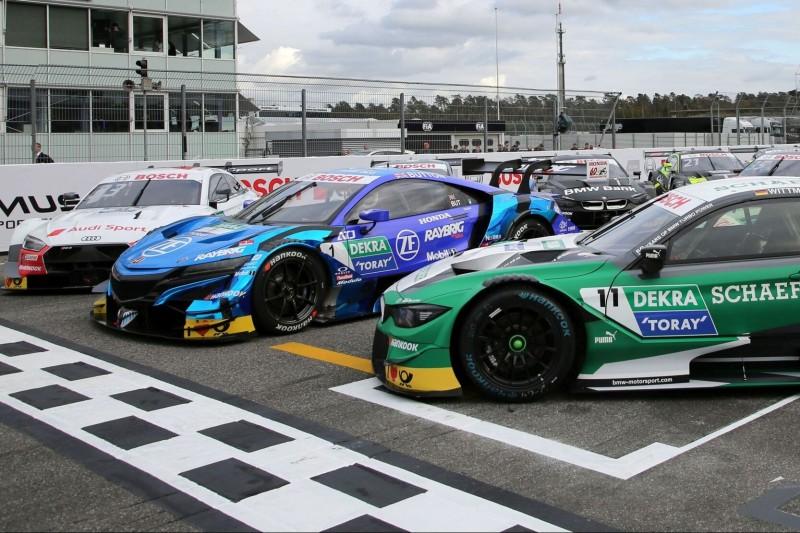 DTM, Super GT, Honda NSX