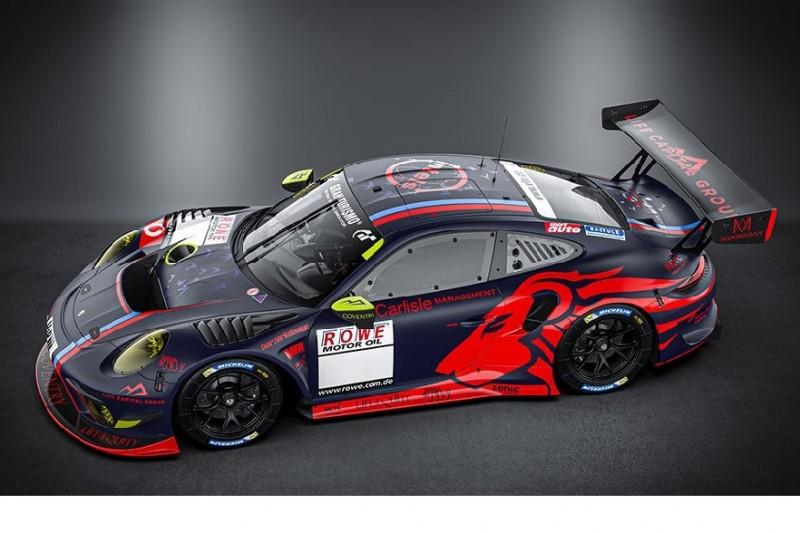 Marco Holzer, Huber Motorsport