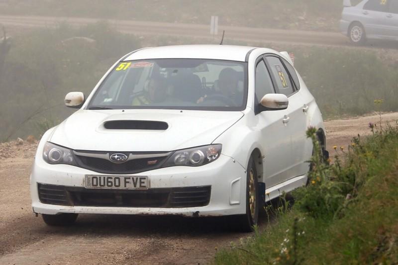 Recce-Auto von Subaru