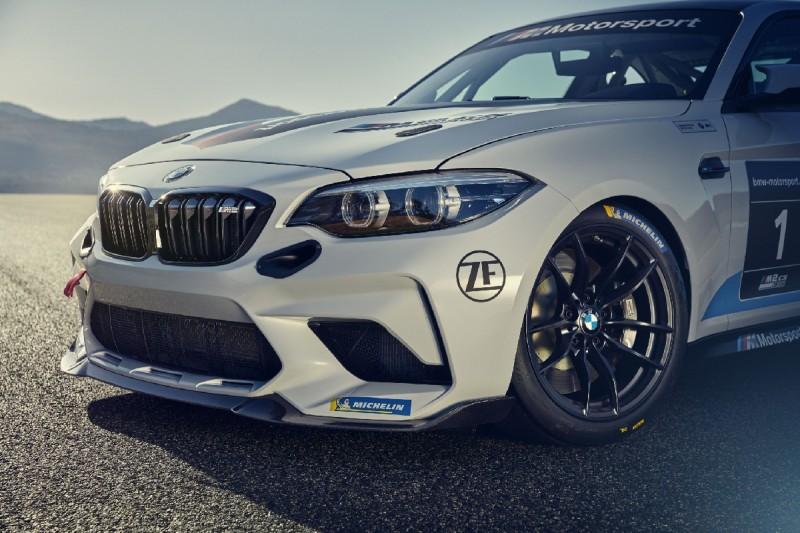 BMW M2 CS Racing, Bremse