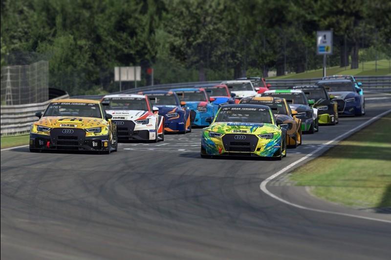 Digitale Nürburgring Langstrecken-Serie, iRacing