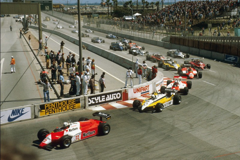 Rene Arnoux, Niki Lauda