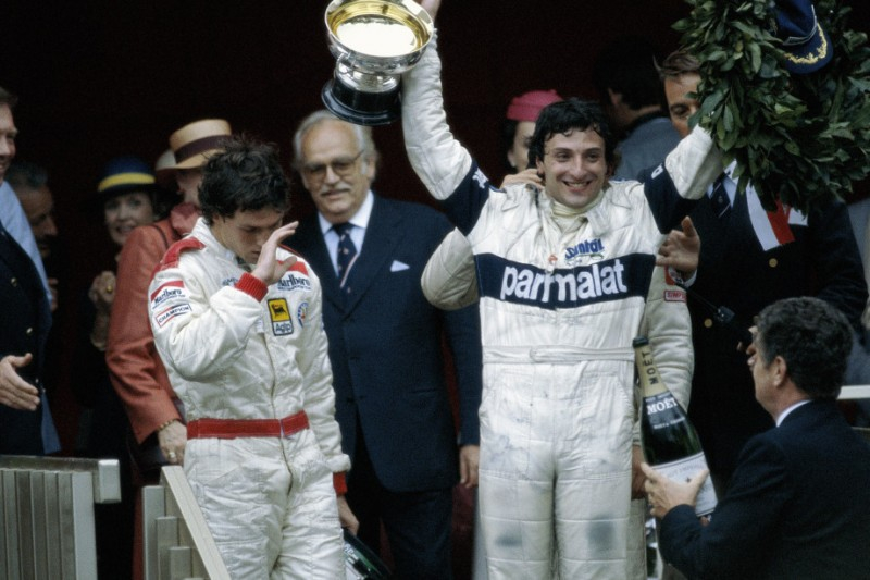 Andrea de Cesaris, Riccardo Patrese