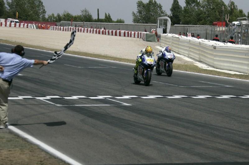 Valentino Rossi, Jorge Lorenzo