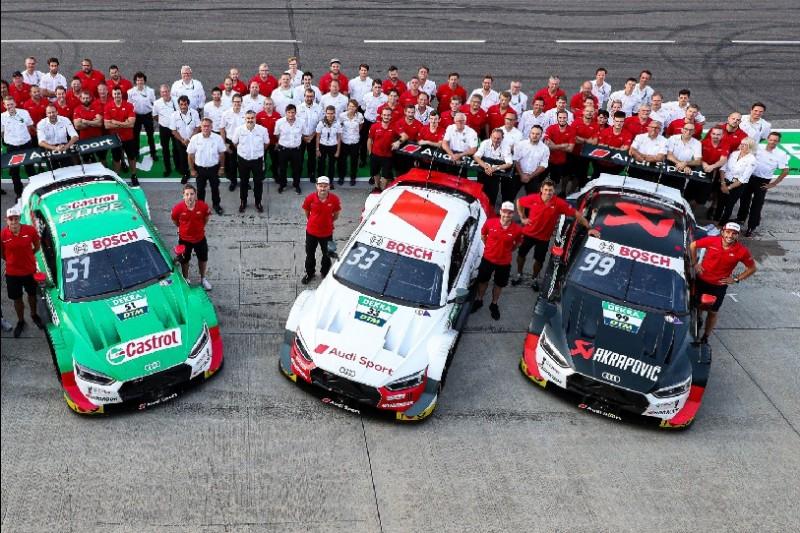 Audi, Team