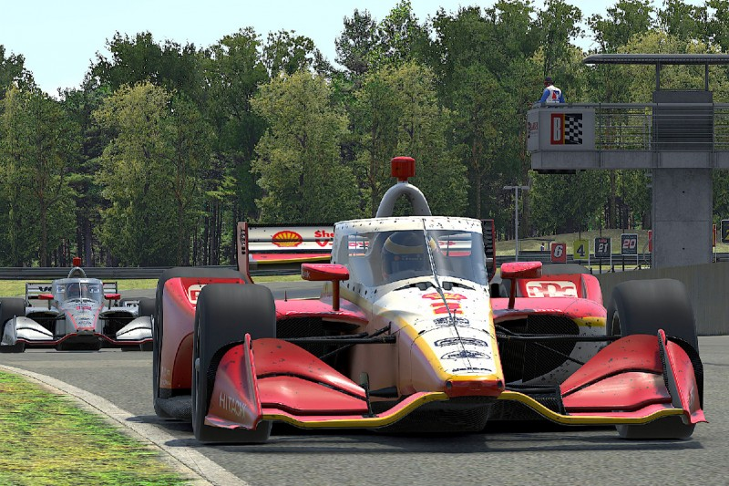 eSports: Scott McLaughlin, IndyCar iRacing Challenge