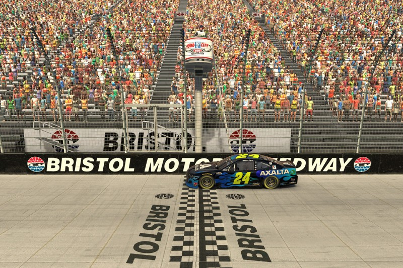 eSports: William Byron, eNASCAR Pro Invitational Series