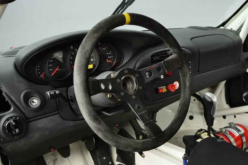 Lenkrad Porsche 911 GT3 Cup von 2000