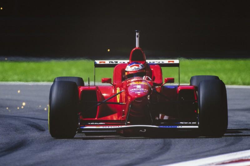 Michael Schumacher, Monza 1996