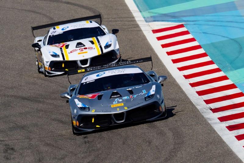 Ferrari-Challenge