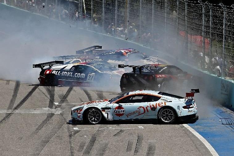 FIA GT1, Unfall