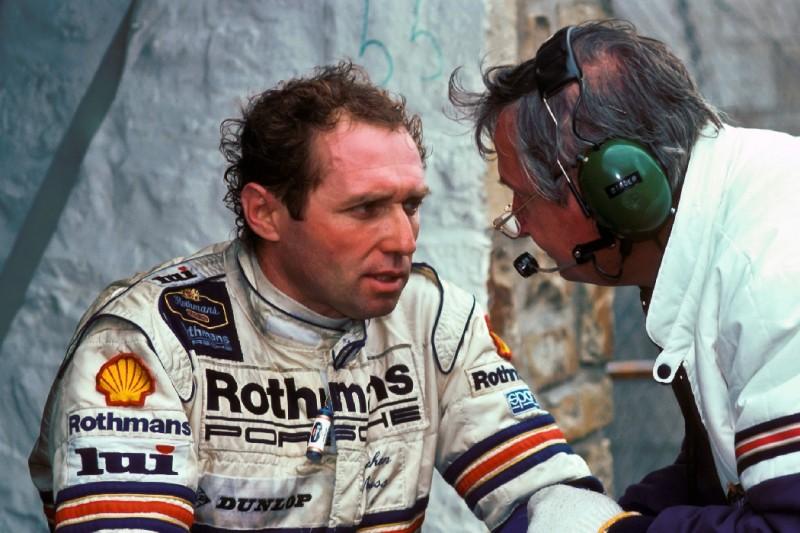 Jochen Mass, 1986