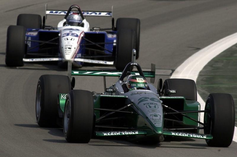 Paul Tracy, Michael Andretti