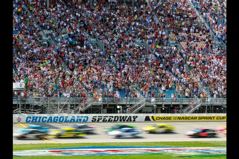 Chicagoland Speedway Joliet