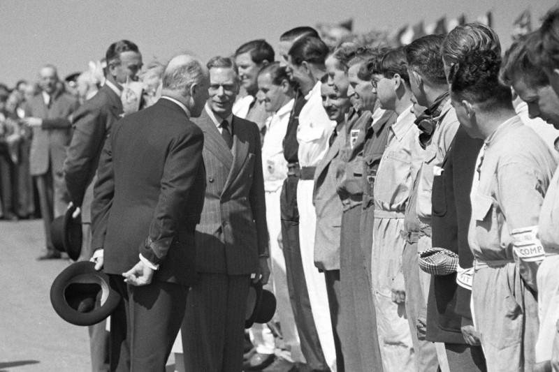 Silverstone 1950
