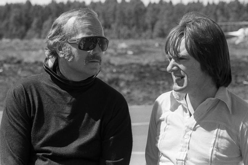 Colin Chapman, Bernie Ecclestone