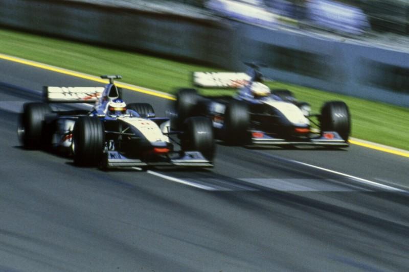 David Coulthard, Mika Häkkinen
