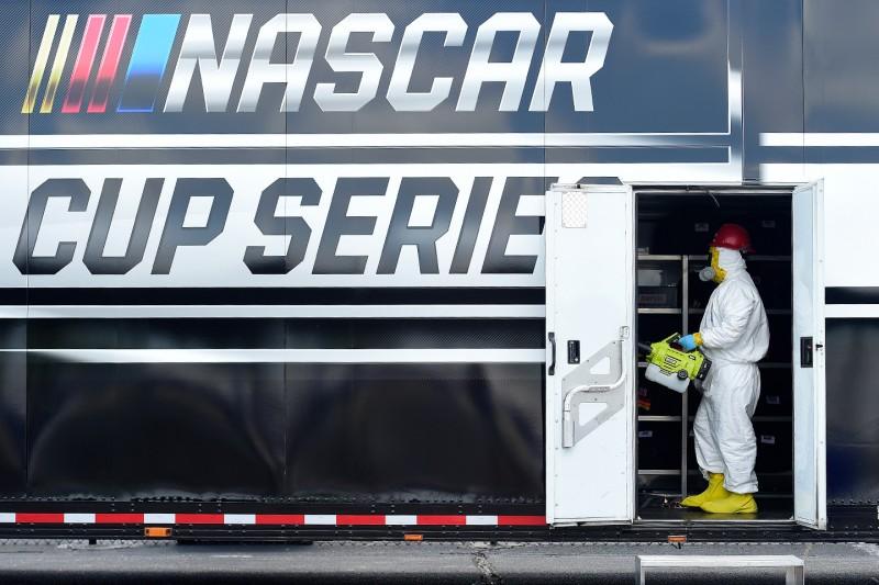 Coronavirus: NASCAR-Maßnahmen gegen COVID-19