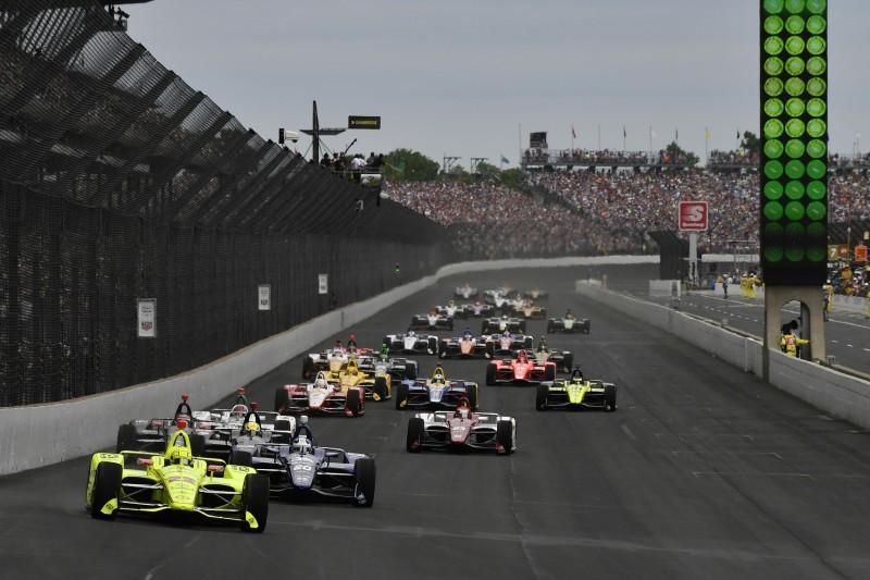 Start zum Indy 500 2019