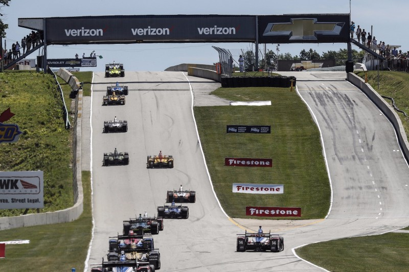 IndyCar-Rennen in Elkhart Lake