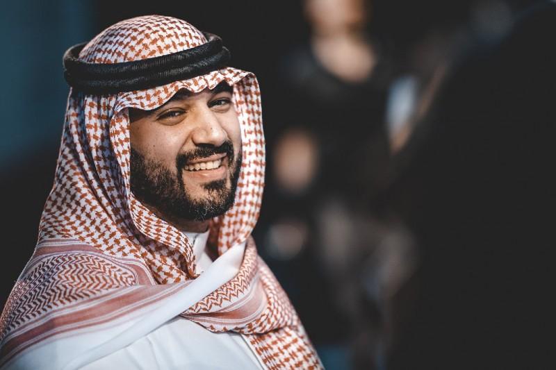 Prinz Faisal Bin Bandar Al Saud, Präsident der Saudi Arabian Federation for Electronic and Intellectual Sports (SAFEIS)