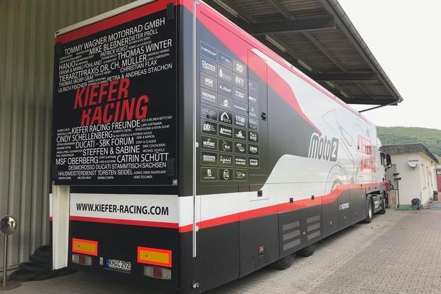 Kiefer Truck