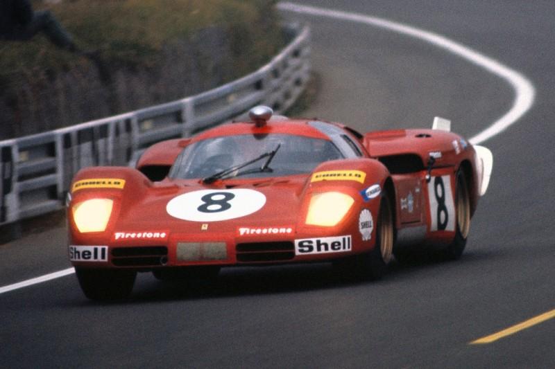 Artoruo Merzario, Clay Regazzoni