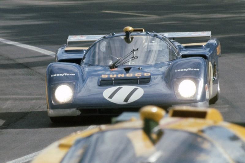 Penske Le Mans 1971