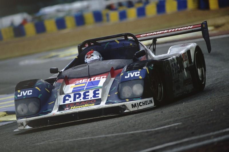 Mario Andretti, Bob Wollek, Eric Helary