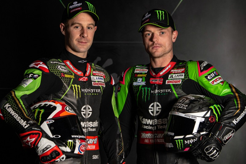 Jonathan Rea, Alex Lowes