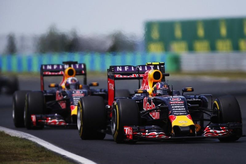 Daniil Kwjat, Daniel Ricciardo