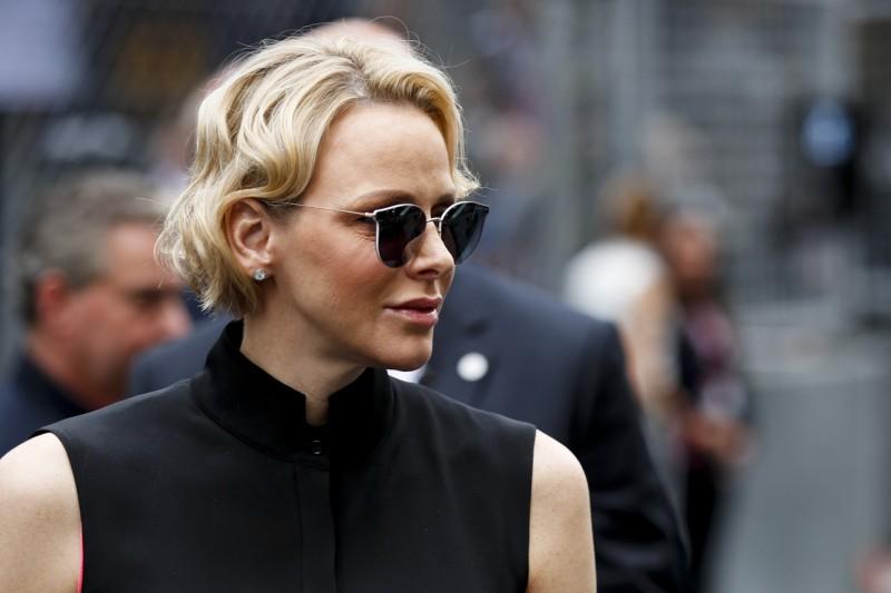 Prinzession Charlene von Monaco