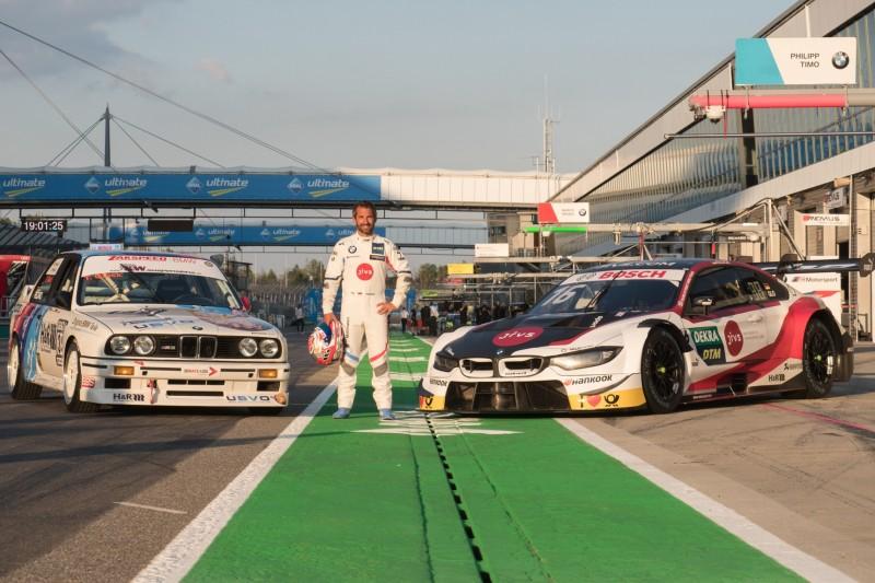 Timo Glock. Tourenwagen-Classics, BMW M3 E30