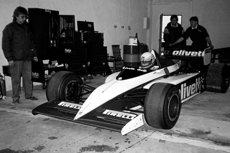 Willy Ribbs, Brabham