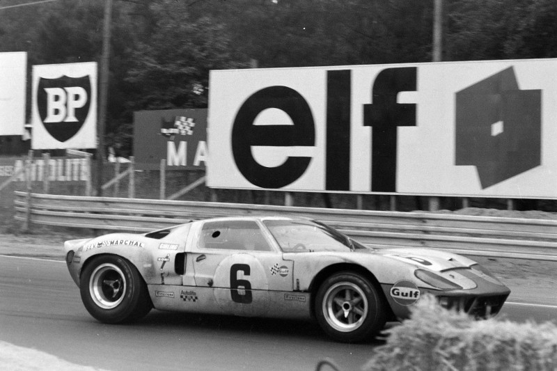 Jacky Ickx, Jackie Oliver, Ford GT40