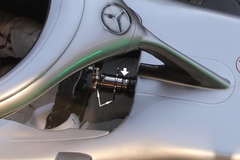 Mercedes-Lenkrad, DAS