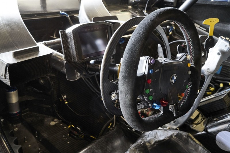 DTM, Handgas, Cockpit, Alex Zanardi, BMW
