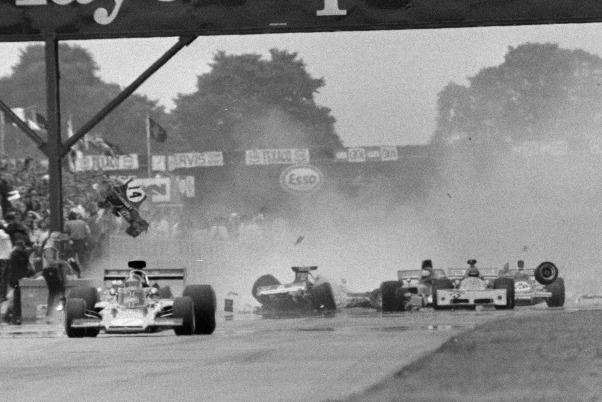 Unfall 1973