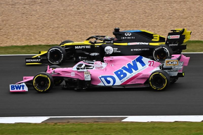 Nico Hülkenberg, Daniel Ricciardo