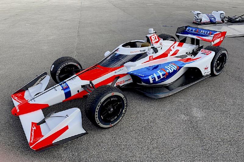DragonSpeed-Design für die IndyCar-Saison 2020