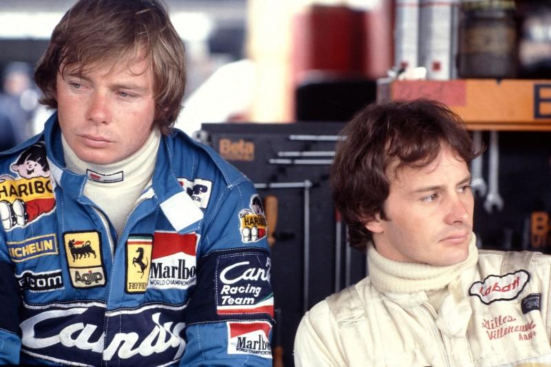 Didier Pironi, Gilles Villeneuve