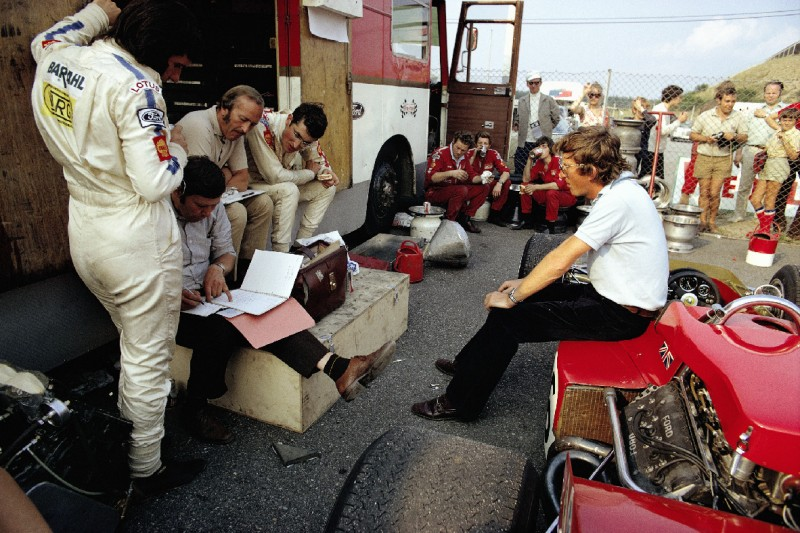 Emerson Fittipaldi, Jochen Rindt