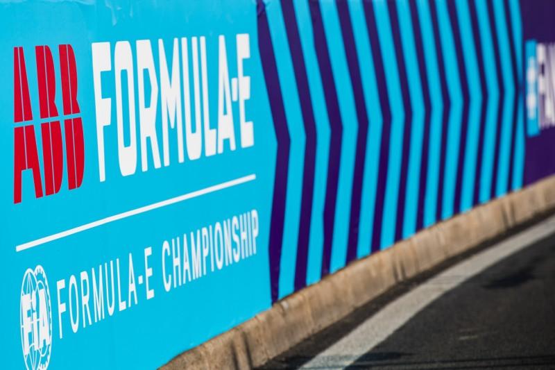 Logo: ABB Formel E